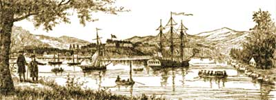 Annapolis Royal, by Des Barres