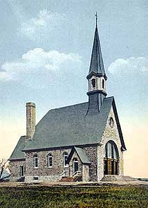 Grand Pre Church, 1920s